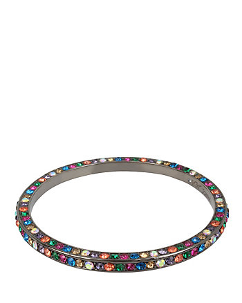 CONFETTI MULTI PAVE HINGE BANGLE