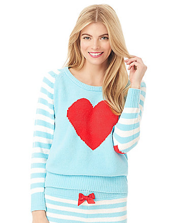 COZY SWEATER RAGLAN TOP