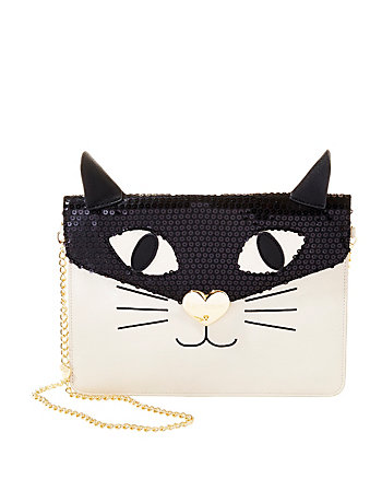 CRAY CRAY KITTIE CLUTCH