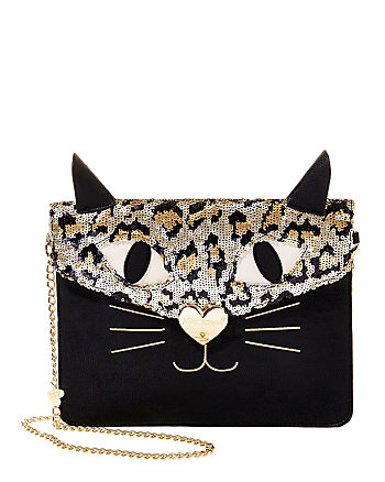CRAY CRAY CREATURES KITTY CLUTCH