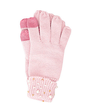 CRAZY FOR PEARLS CUFF TECH GLOVE