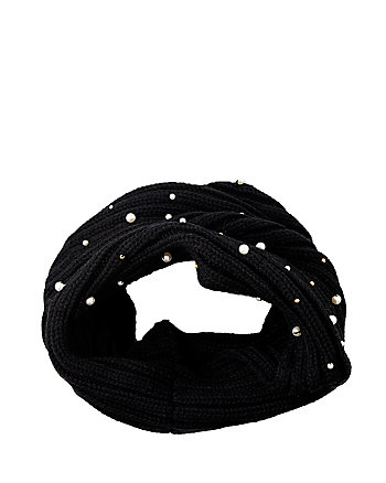 CRAZY FOR PEARLS SNOOD