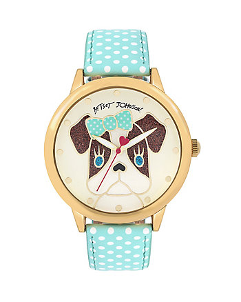 CRITTER MOTIF DOGGIE WATCH