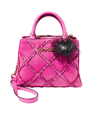 CROSS YOUR HEART SATCHEL