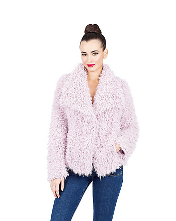 CUDDLE UP FAUX FUR JACKET
