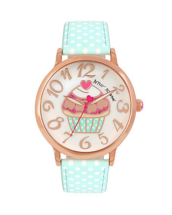 CUPCAKE TIME WATCH
