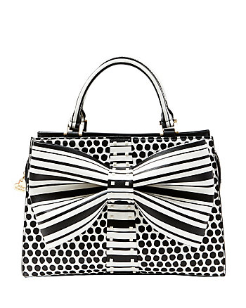 CURTSY BOW SATCHEL