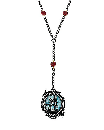 DARK SHADOWS HAUNTED HOUSE PENDANT