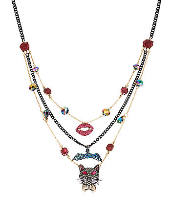 DARK SHADOWS MULTI ILLUSION NECKLACE