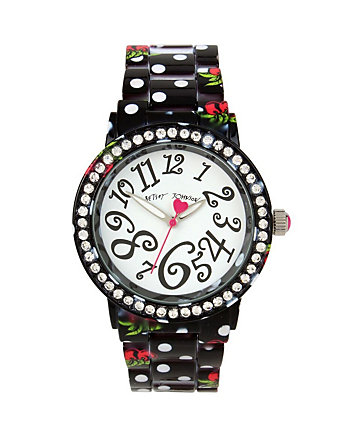 DOTS AND ROSES WATCH