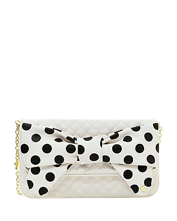 DOTS ENOUGH SHOULDER BAG