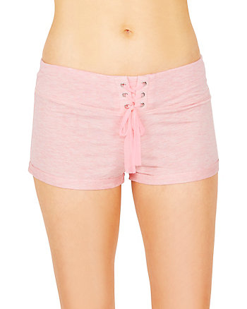 DRAPEY FRENCH TERRY SHORTS