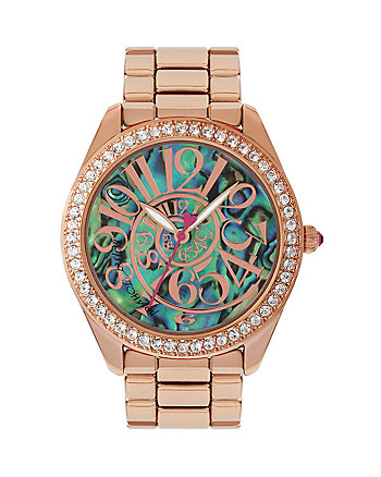 ELEGANT ABALONE WATCH