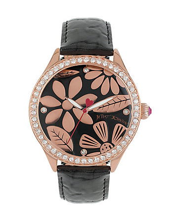 FALL FLOWERS WATCH