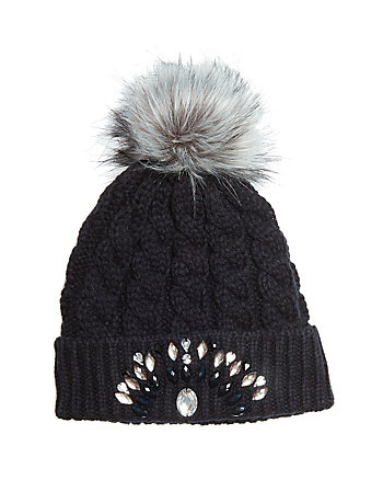 FAMILY JEWELS BEANIE