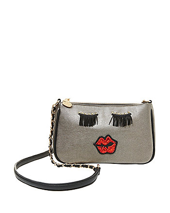 FANCY FACE CROSSBODY