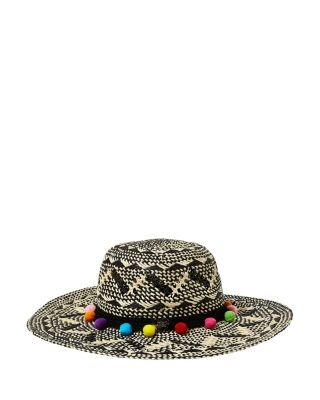 FESTIVE FLOPPY HAT MULTI