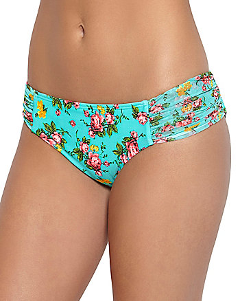 FLOWER BOMB CHEEKY HIPSTER BOTTOM