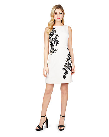 FLOWER VINE DRESS