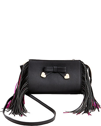 FRINGE PARTY CROSSBODY
