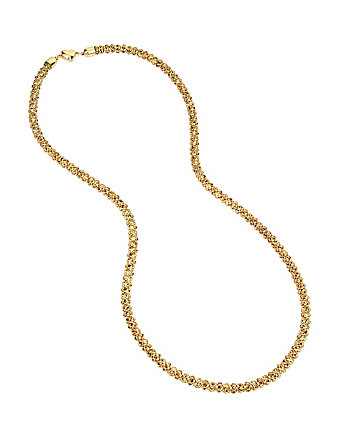 GARDEN OF EXCESS LIGHTWEIGHT LONG NECKLACE