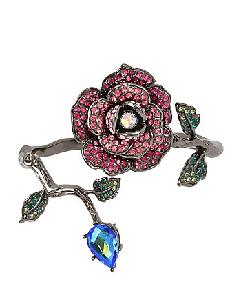 GARDEN OF EXCESS MULTI ROSE HINGE BRACELET