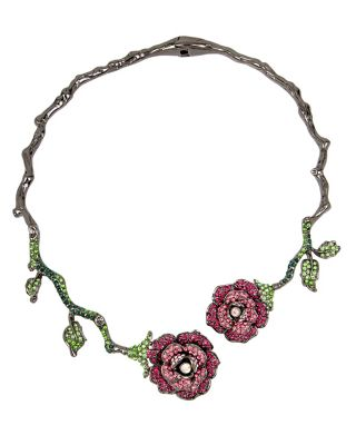 ROSE VINE COLLAR