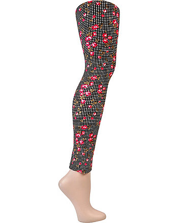 GARDEN PICNIC PRINTED LEGGINGS