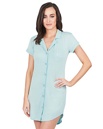 GOING TO THE CHAPEL NOTCH COLLAR TUNIC