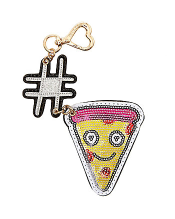 HASHTAG PIZZA DANGLE