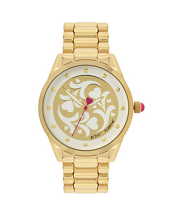 HEART FLOWERS GIFTBOXED WATCH