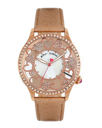 HEARTS ALL AROUND WATCH