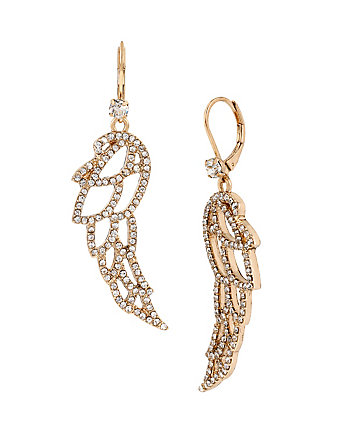 HEAVEN SENT FILIGREE WING EARRINGS