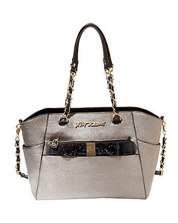 HIDDEN TREASURE SATCHEL TWO-FER