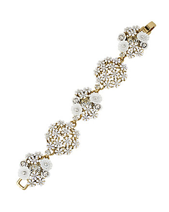 I DREAM OF BETSEY CLUSTER BRACELET