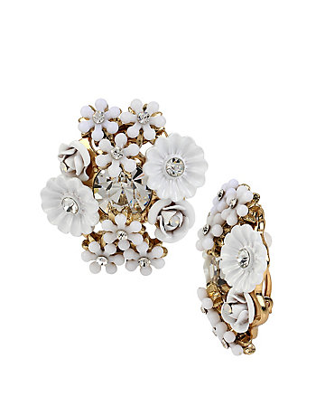 I DREAM OF BETSEY CLUSTER EARRINGS
