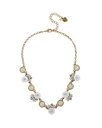 I DREAM OF BETSEY FLOWER NECKLACE
