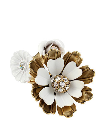 I DREAM OF BETSEY FLOWER RING