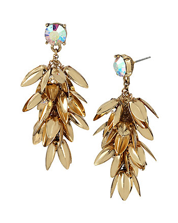 I DREAM OF BETSEY WATERFALL EARRINGS