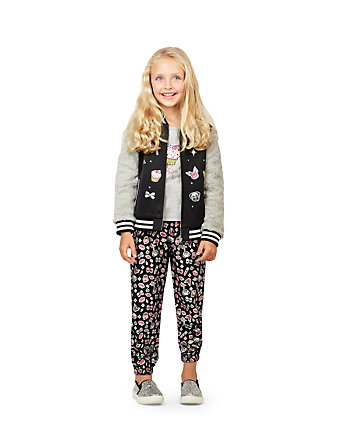 ICONIC BETSEY THREE PIECE GIRLS 4-6X SET
