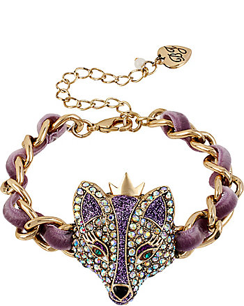IMPERIAL FOX RIBBON BRACELET