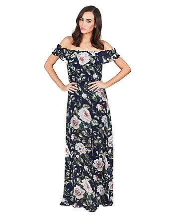 IN THE GARDEN MAXI DRESS