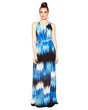 IN THE MIX MAXI DRESS