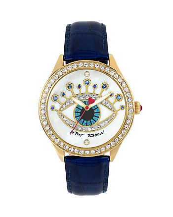 JEWELED EYE WATCH