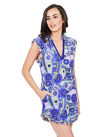 KALEIDOSCOPE DREAMS TERRY TUNIC