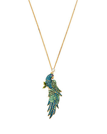 KEEPING WITH CRITTERS BIRD PENDANT