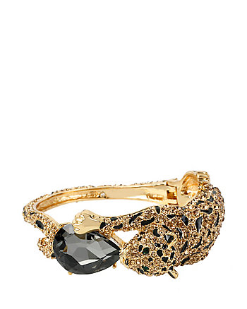 KEEPING WITH CRITTERS LEOPARD BRACELET