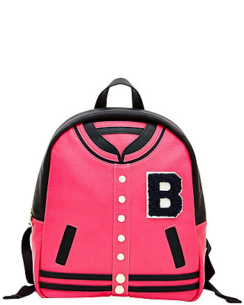 KITCH LETTERMAN JACKET BACKPACK