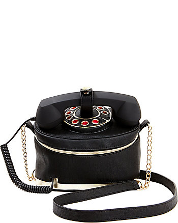 KITCH TELEPHONE CROSSBODY