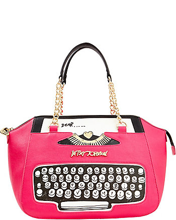 KITCH TYPEWRITER SATCHEL